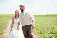 A Lovebird-Themed Brunch Wedding at Windsong Estate Event Center in Fort Collins, Colorado @windsongestate #wedding