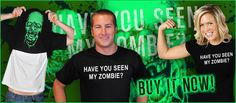 zombiemart.com - large selection of zombie gifts, t-shirts & sweatshirts