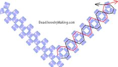 Beaded Heart Basket Project Tutorial - Dimensional Beading
