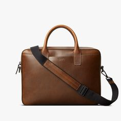 Briefcase For Men, Leather Briefcase, Leather Backpack, Smooth Leather, Leather Men, Brown Leather, Leather Bags, Messenger Bag Men, Nylon Bag