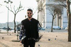 TODAY'S OUTFIT #531 – PARIS    por Kadu Dantas | Blog do Kadu       - http://modatrade.com.br/todaya-os-outfit-531-a-paris