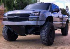 Perfect Silverado Prerunner Chevy Pickup Trucks, Chevy Pickups, Dodge Trucks, 4x4 Trucks, Chevrolet Trucks, Custom Trucks, Cool Trucks, Silverado Prerunner, 2005 Chevy Silverado