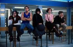 { 1985 } The Breakfast Club