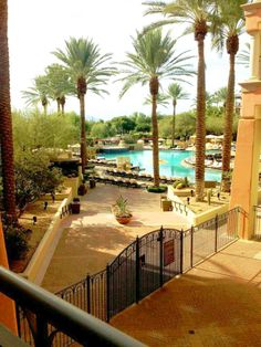 Scottsdale Resorts & Retreats #momsnightout