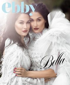Such an honor to grace the cover of ✨ ・・・ Within this great journey of life, we make dreams come true,… Bella Sisters, Nikki And Brie Bella, Wwe Roman Reigns, Wwe Female Wrestlers, Chanel, Wwe Divas, Clothing Company, Bellisima, Twins