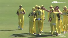 What a start from the Australian Cricket Team A side in Mackay!  WATCH LIVE: http://cricketa.us/2bX1hnX