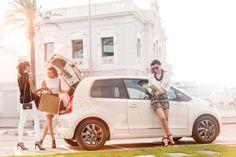 The stylish fashion Mii by Mango from SEAT = A #mango and #seat production #drive - www.drive.co.uk/seat