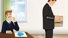 Salesforce.com, inc. (CRM) Deal Unlikely As Microsoft Corporation Acquires LinkedIn Corp-Evercore ISI