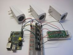 Picture of Wireless Multi-Channel Voice-Controlled Electrical Outlets with Raspberry Pi