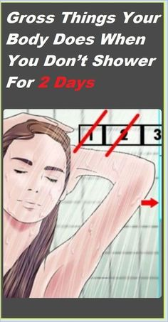 Gross Things Your Body Does When You Don�t Shower For 2 Days Home Remedies For Acne, Natural Home Remedies, Herbal Remedies, Health Remedies, Herbal Cure, Healthy Lifestyle Tips, Healthy Tips, How To Stay Healthy, Healthy Habits