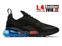 outlet store 146f9 98beb Nike Air Max 270 - Chaussure de Running Pas Cher Pour Homme Photo Bleu  AH8050-
