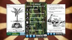Survival Guide App Puts the US Military Survival Manual in Your Pocket