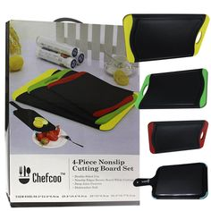 Kitchen Cutting Board Set