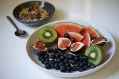 The Essential of My Diet #healthy #plantbased #fruits #vegan #breakfast #colourful
