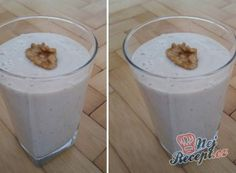 Fitness - Fitrecepty a fitness jídlo (str. 2 z Glass Of Milk, Smoothies, Food And Drink, Pudding, Drinks, Desserts, Fitness, Smoothie, Drinking