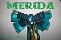 merida hair bow - Google Search