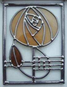 Mackintosh Rose. Glasgow art school design. Glasgow Girls or Glasgow boys.