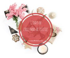 12 Days of Christmas Activities: Day 1