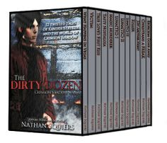 "NOW AVAILABLE ON #AMAZON #KINDLE: ""The Dirty Dozen"" (twelve twisted tales from the Crimson Shadow series) by Nathan Squiers, http://www.amazon.com/dp/B00HUIJCEK/ref=cm_sw_r_pi_dp_C031sb1G1QPR5"