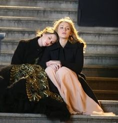 """""""Right now I'm exactly who I wanna be with, my best friend"""" Serena to Blair <3"""