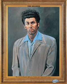 One of the greatest characters of all time #Kramer #Seinfeld