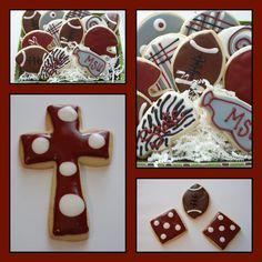 Mississippi State Cookies!!!