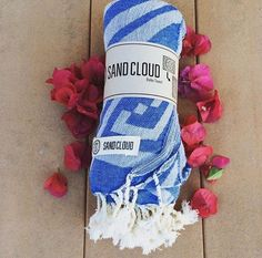 Shop SandCloudTowels.com and save 25% off your entire purchase when you use CCAITLIN25 at checkout!  10% of net profits is donated to help save our beaches, oceans, and marine life! #SaveTheFishies