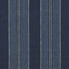 East Indies Stripe - Indigo - Stripes - Fabric - Products - Ralph Lauren Home Textiles, Textile Patterns, Upholstery Fabric Online, Boat Upholstery, Striped Upholstery Fabric, Ralph Lauren Fabric, Blue And White Fabric, Fabric Rug, Jeans Fabric
