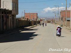 El Alto. La Paz. Bolivia