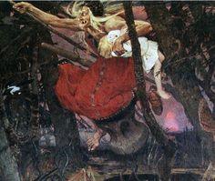 from http://www.writersfunzone.com/blog/2011/04/06/wild-woman-archetype-who-is-baba-yaga/