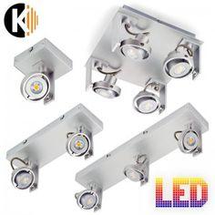 HADAR 4, rodzina lamp COB LED - 1, 2, 3, 4 pkt