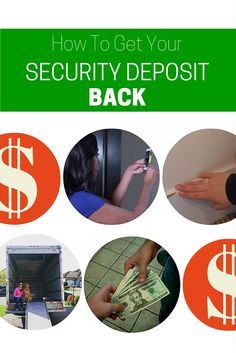 As you get ready to move into a new apartment or rental, you will need to put down a security deposit. This deposit can be a full month or even two month's rent, along with a cleaning deposit! Let's face it — that's a lot of money to just throw away. Thankfully there are some easy steps you can take to ensure you get your security deposit back | Planning your Move