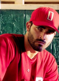 Teen Wolf ... Tyler Hoechlin as Derek Hale