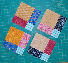 Sew we Quilt and Sew we Stitch: Solving the Mystery......variety of ways to use disappearing nine patch blocks