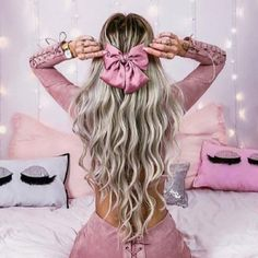 girl, hair, and lights image Beautiful Girl Drawing, Cute Girl Drawing, Beautiful Girl Image, Mode Poster, Girly M, Cute Cartoon Girl, Girly Drawings, Cute Girl Wallpaper, Girly Pictures