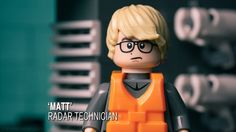 'Matt' - Radar Technician | by powerpig