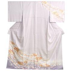 訪問着レンタルH130 Japanese Geisha, Japanese Kimono, Kimono Design, Traditional Clothes, Asian, Sewing, Formal, Clothing, Kimonos