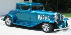 1932 Oldsmobile 5-W Coupe