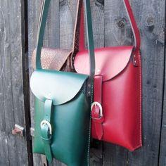 lovely handmade leather bags