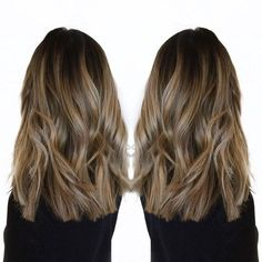 Image result for blunt cut with layers