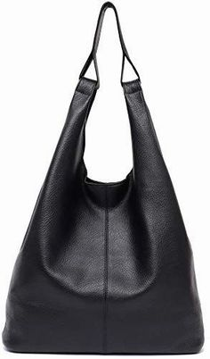 Buy Hobo handbag for women STEPHIECATH Slouchy shoulder bag made of Italian real leather Large casual shopping bags in vintage style online - Fortrendytoprated - Lilly is Love Chloe Handbags, Kate Spade Handbags, Hobo Handbags, Leather Handbags, Leather Bag, Hobo Bags, Tote Bags Online, Fendi Purses, Classic Handbags