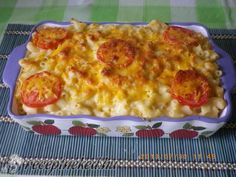 Cheddar sajtos makaróni | Receptneked.hu (olcso-receptek.hu)