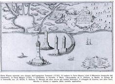 Pisa e l'Arno: storia e geografia di un antico sistema portuale | tuttatoscana Pisa, Vintage World Maps, Tuscany, Porto, Cartography, Geography, Tuscany Italy
