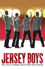 """Can't take my eyes off you"" Jersey Boys - Frank Valli and the Four Seasons. Best time I have had in a theatre bar none."