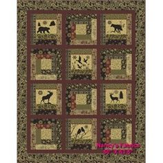 hunting quilt - Bing Images
