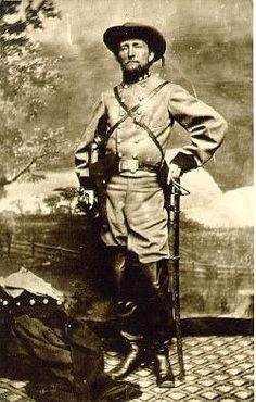 John S. Mosby, CSA Virginia Calvary