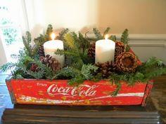 Vintage Coca-Cola Crates