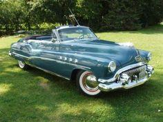 1951 Buick Roadmaster Convertible. www.romanworldwide.com #orangecountylimo #lacountylimo #247limo