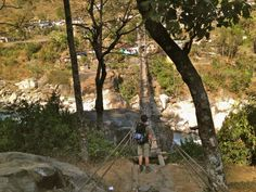 BESI SAHAR (800 M) – NGADI (900 M) Suspension Bridge