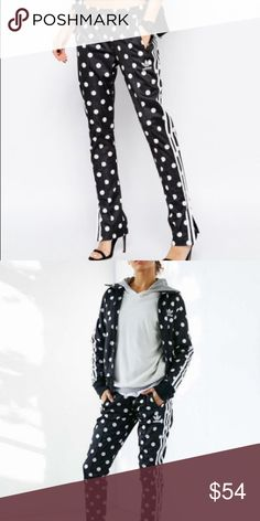 e8ed474e4ac The Fiora✨Original Adidas 🔥bird Polka TrackPant Pants only✨I do NOT have  the Jacket✨GEUC✨ adidas Pants Track Pants   Joggers